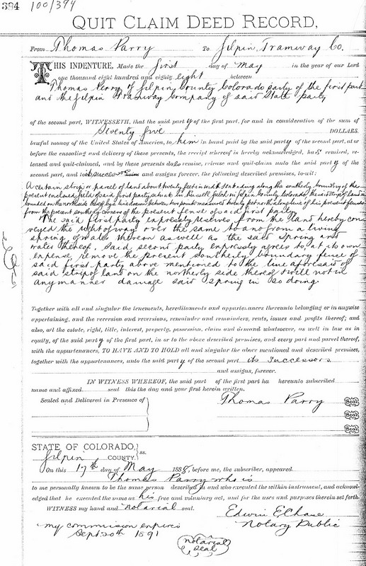 Quitclaim Deed Image Titled File A Quitclaim Deed In Nevada Step